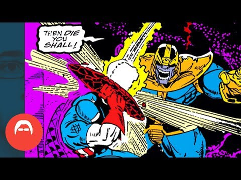 The ONE COMIC to Read before AVENGERS INFINITY WAR