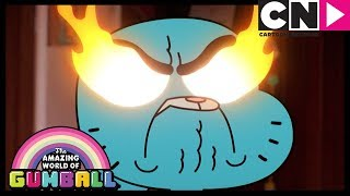 Gumball | Embarrassing Future | The Oracle (Clip) | Cartoon Network