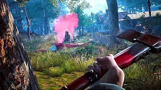 FEAR THE WOLVES - New Gameplay Trailer (Post-Apocalyptic Battle Royale Game) 2018