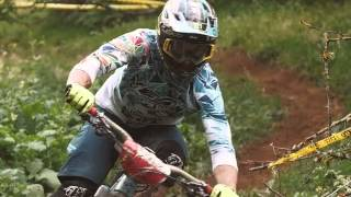 Video Two Tenths with a Stage to Go Samoëns EWS Rd 4 One Minute Round Up