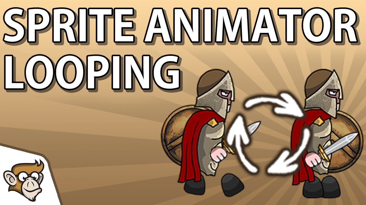 Unity Tutorial - Simple Sprite Animator: Looping