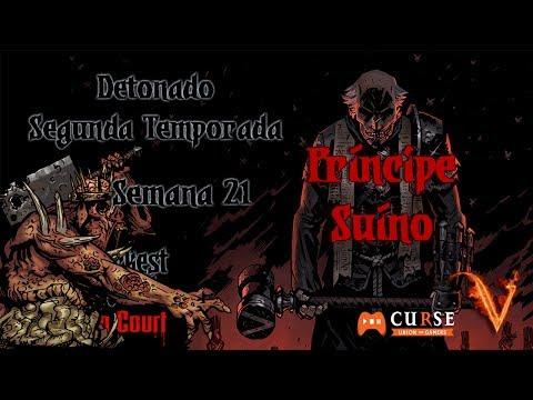 Darkest Dungeon - Crimson Court - S02 - Semana 21 - Príncipe Suíno