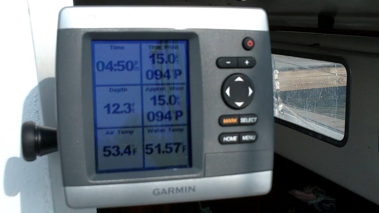 Yamaha Nmea Garmin