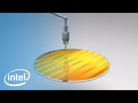 From Sand to Silicon: the Making of a Chip | Intel