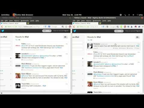 Auto-Refresh Twitter Feed (Firefox Add-on)