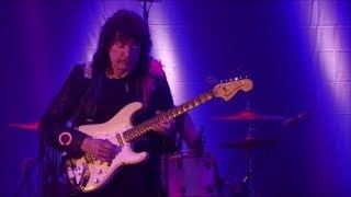 Ritchie Blackmore - Catch The Rainbow Live ( Instrumental )