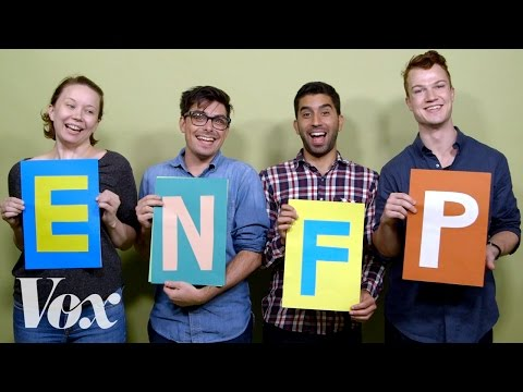 Thumbnail: Why the Myers-Briggs test is totally meaningless