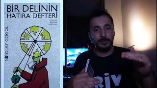 Bir Delinin Hatıra Defteri - Nikolay Gogol | viKİTAP Serisi 8