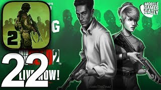 INTO THE DEAD 2 - NIGHT OF THE LIVING DEAD Event - Walkthrough Gameplay Part 22 (iOS Android)