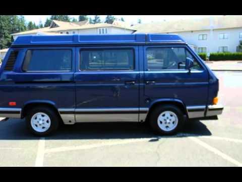 1991 Volkswagen Vanagon Multi for sale in Vancouver, WA