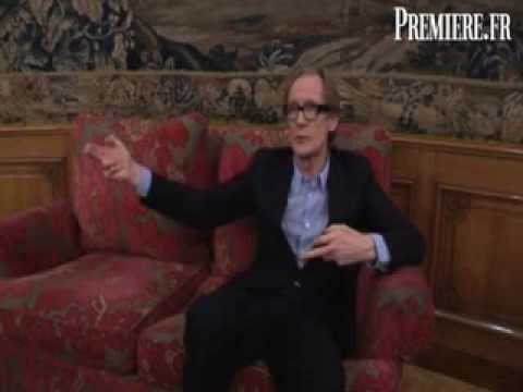 Bill Nighy speak about Harry Potter 7