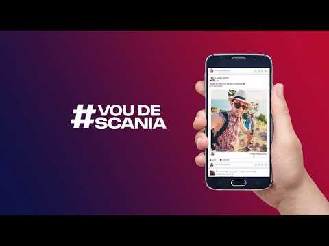 Scania Brasil - Promoção #VoudeScania