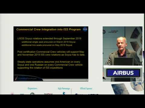 The Future of Human Spaceflight - XXXth Planetary Congress