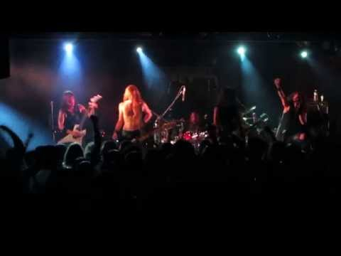 DEATH ANGEL- 3rd Floor - Live in Taipei 2014