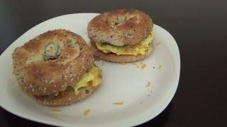 Video Quick & Easy Breakfast Bagel Sandwich download MP3, 3GP, MP4, WEBM, AVI, FLV Agustus 2018