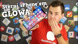 Steruj iPhone'em GŁOWĄ  | AppleNaYouTube