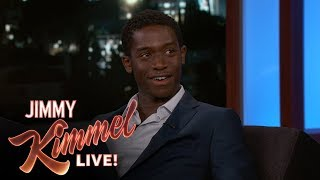 Damson Idris Reveals How He Met Idol Kendrick Lamar
