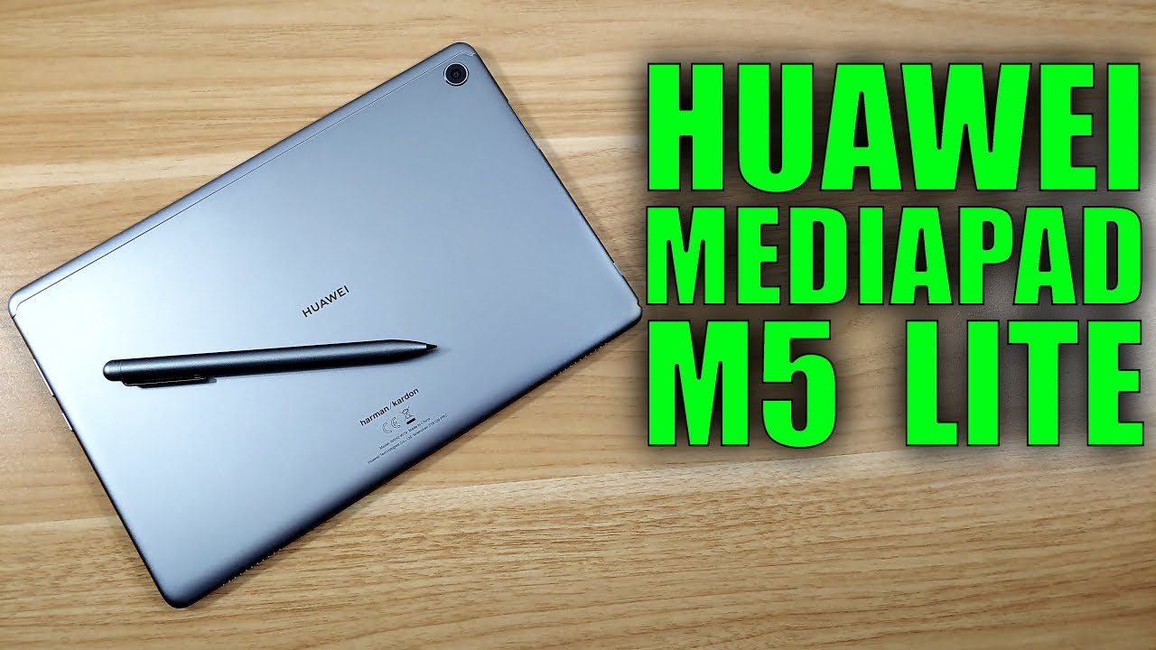 Huawei MediaPad M5 Lite Review: A solution to what problem?