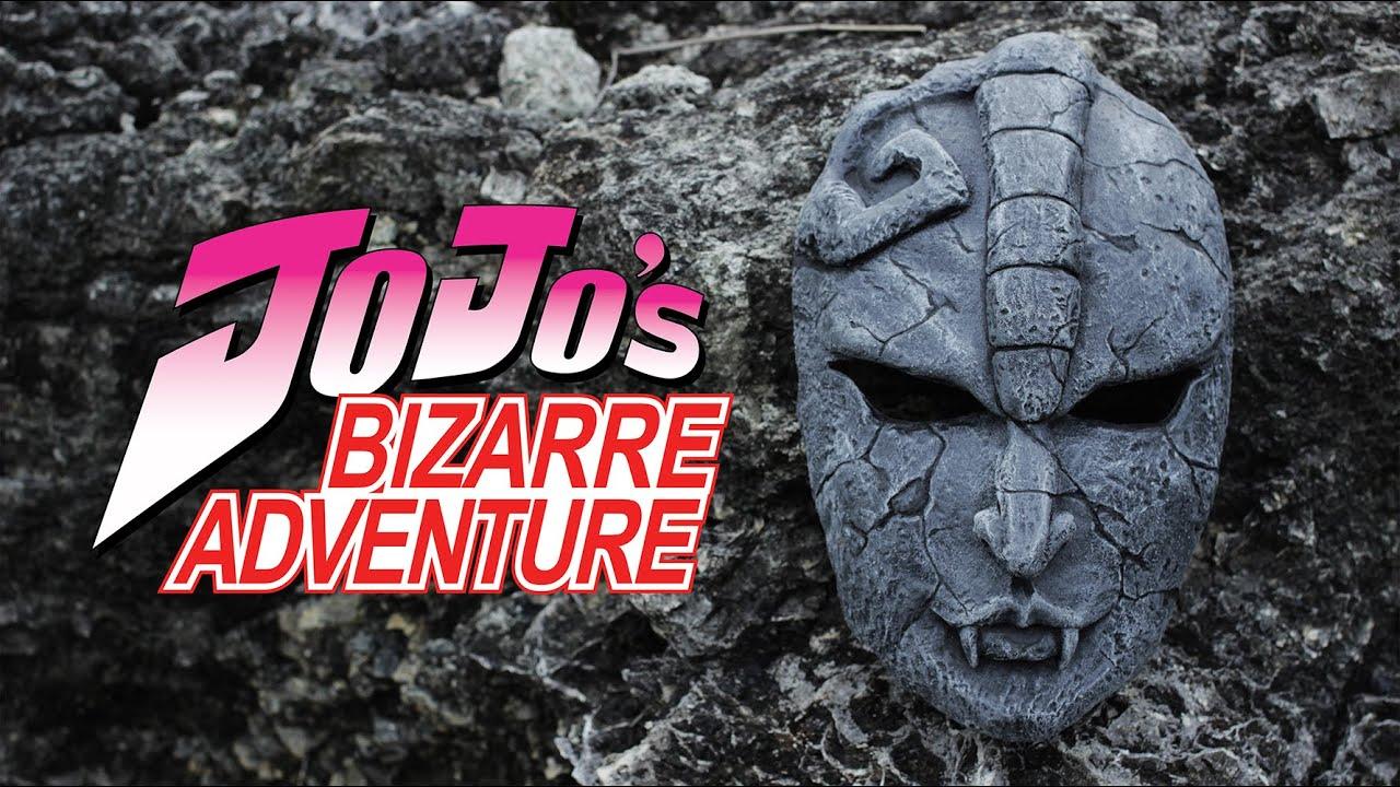 JoJo's Bizarre Adventure - Stone Mask replica