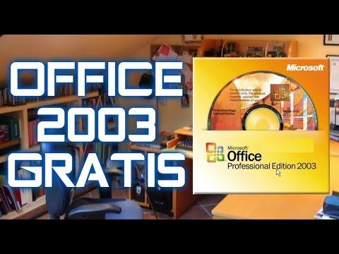 OFFICE 2003 FULL Y ACTIVADO | PARA EQUIPOS VIEJITOS MEDIAFIRE Y MEGA