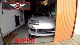 Toyota Supra mk4 в Германии ??? Откуда? Авто из Германии