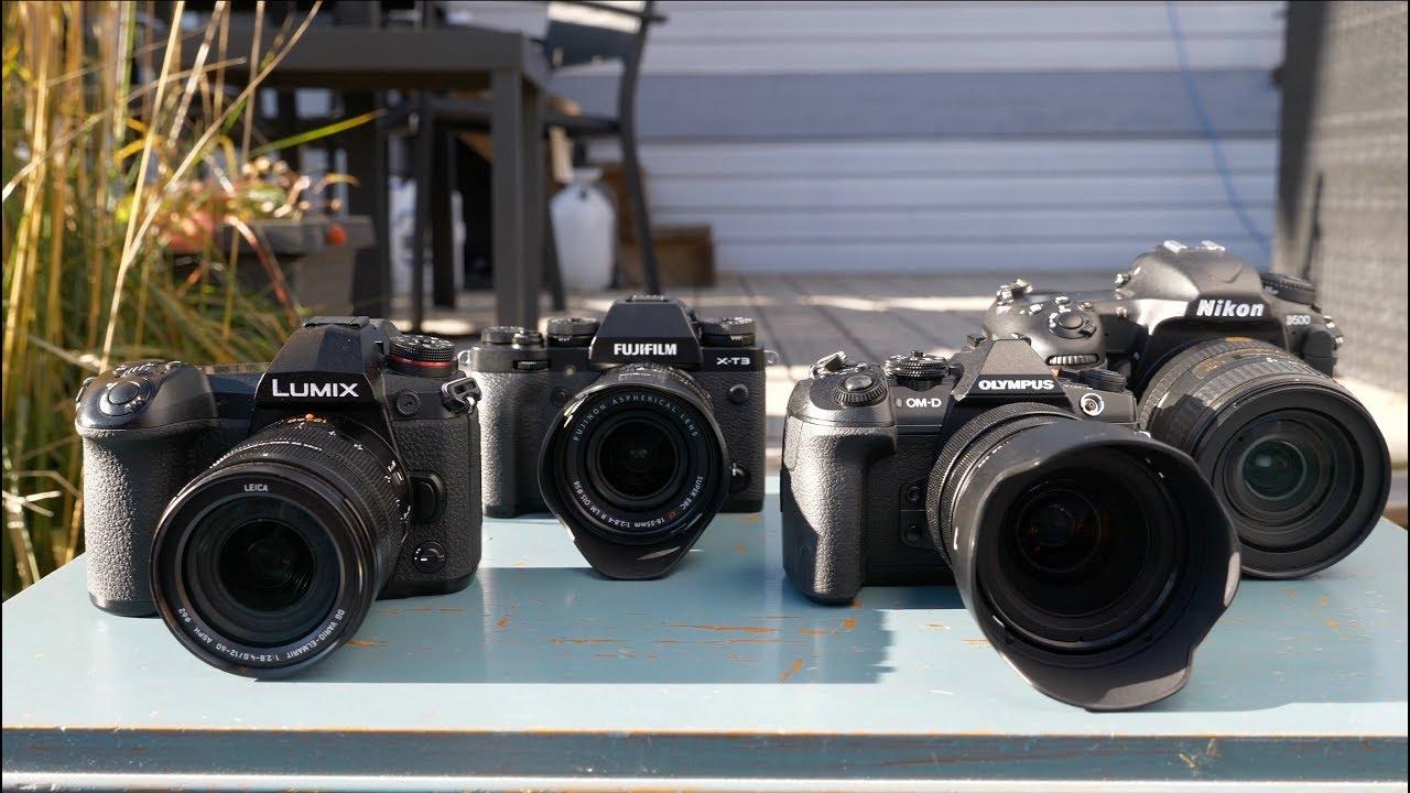 DPReviewTV Crop Sensor Comparison: Fujifilm X-T3 Beats Nikon
