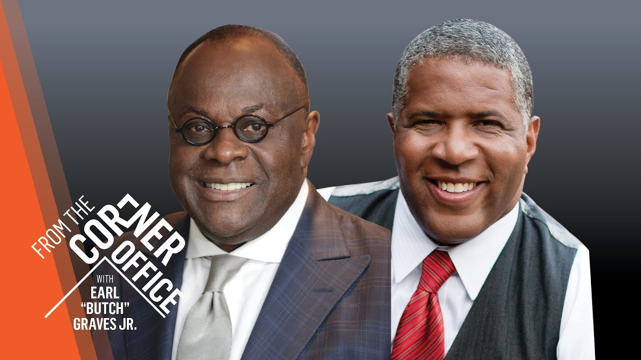 Impact of the Pandemic of Racism on Black Business w/ Robert F. Smith & Rev. W. Franklyn Richard