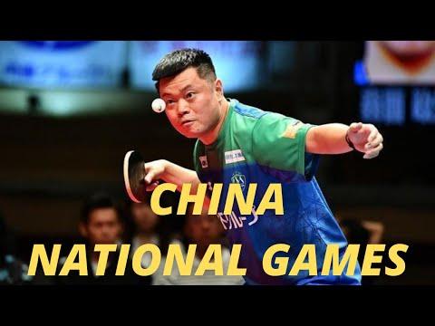 Hou Yingchao vs Zhou Kai | 2021 Chinese National Games (QUAL)