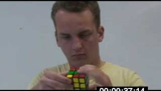 High-speed Rubik's Cube solving