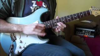 Beat It Guitar Solo - Michael Jackson Eddie Van Halen