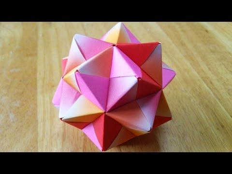 折り紙おりがみ・園部式ユニット30枚組5色×6枚