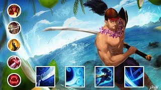 Yasuo build