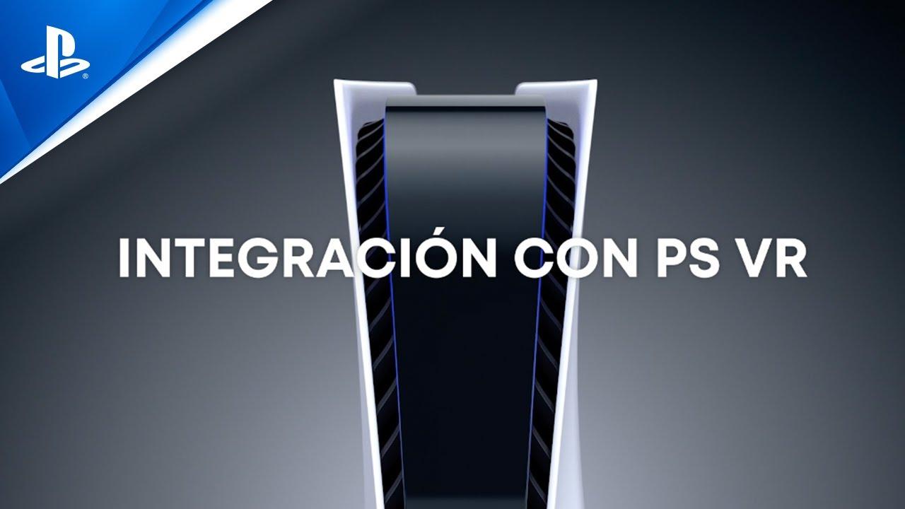 Integración con PS VR - PlayStation 5 | PlayStation España