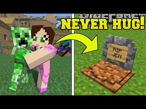 minecraft:-*never*-hug-creepers!!!---creeper's-world---custom-map