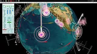 8/02/2018 -- USA West Coast plate in motion -- Earthquake activity spreads across Pacific Mp3