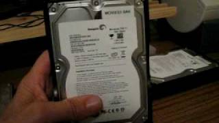 Seagate Barracuda 1.5TB hard drive problem ? Look here.