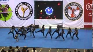 nddu GENERALZ - National Dance Championship 2013
