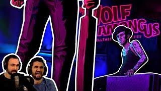 【 THE WOLF AMONG US: Episode 2 】 Blind Reaction Gameplay Live Walkthrough | Episode 2 - Part 1