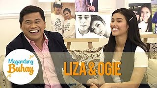 Magandang Buhay: Ogie shares how Liza became a blessing to him
