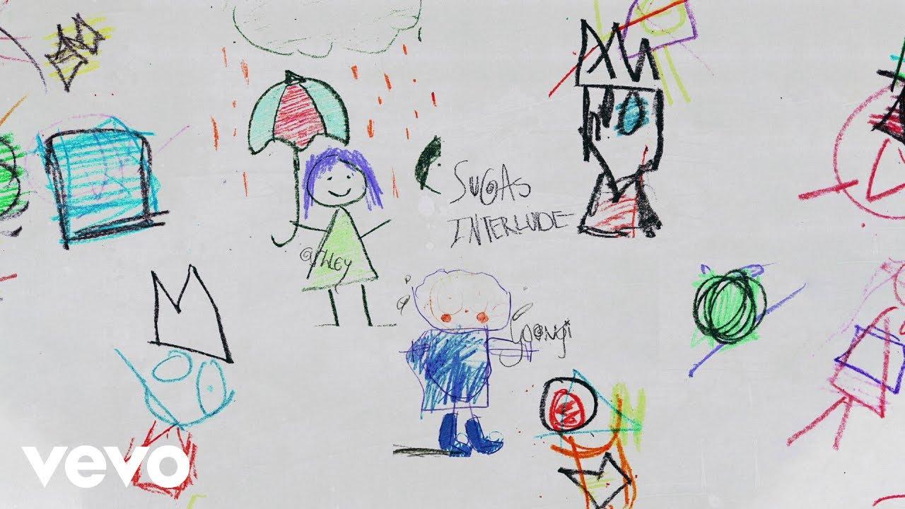 Arti Terjemahan Lirik Lagu Halsey, SUGA, & BTS - SUGAs Interlude