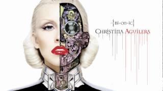 christina aguilera 20 bobblehead bonus track