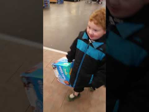 6yr Old Uncle Buys Diapers(1)