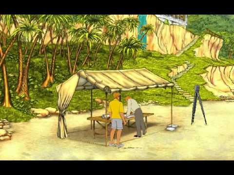 Broken Sword 2: Smoking Mirror (part 14 walkthrough) ~PC Remastered Version~  