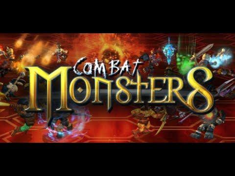 Combat Monsters part 1