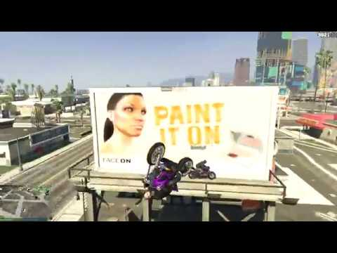 GTA 5 DUBBELSTUNT MED MC thumbnail