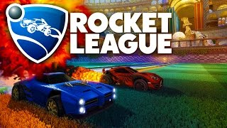 Rocket League with Shadow! (Nickelodean vs Cartoon Network!)