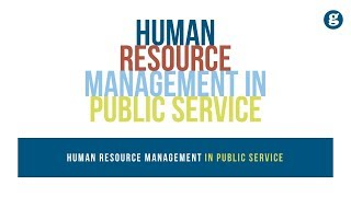 What is human resource management? if an organization can be defined as a group of people working toward goal, and management the process...
