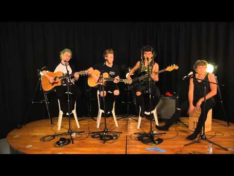 5SOS - Out Of My Limit (Acoustic Livestream) HD