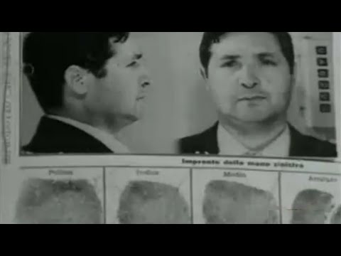 """Italy: Gangster """"Boss of bosses"""" Toto Riina,  feared godfather from Corleone, dies behind bars at 87"""