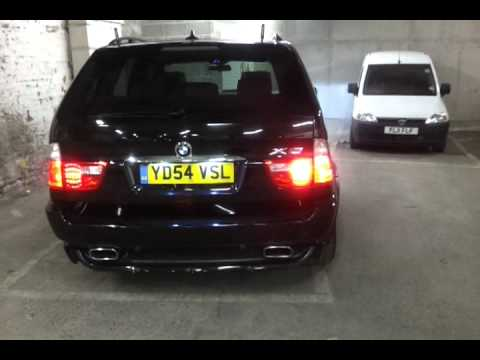 bmw x5 led light youtube. Black Bedroom Furniture Sets. Home Design Ideas